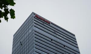 上海金桥红枫万豪酒店标识系统