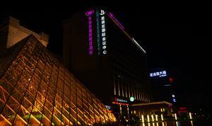 上海圣诺亚皇冠假日酒店标识系统