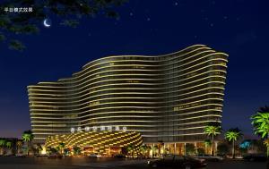 商丘信华国际酒店-酒店照明设计工程