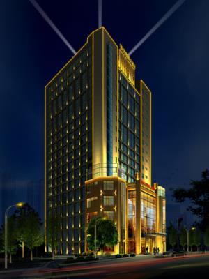 东方明珠大酒店-酒店照明灯光设计