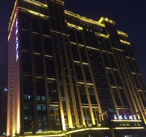 长城大酒店亮化工程
