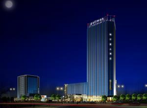 铂尔曼酒店-酒店照明设计工程